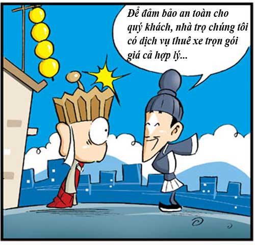 """Tân Tây Du Ký (7): Sau đêm """"ác mộng"""" - 7"""