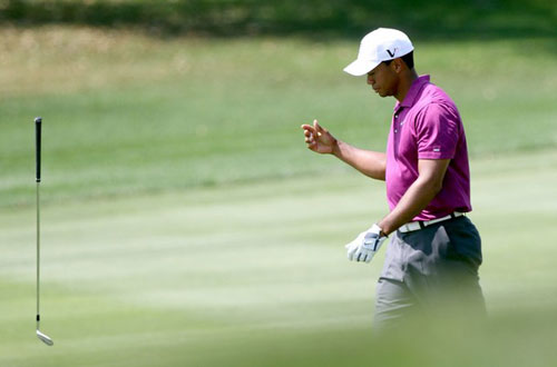 Golf - Arnold Palmer Invitational: Tệ hại Tiger Woods (Ngày thứ 3), Golf, Thể thao, tiger woods, Golf, Arnold Palmer Invitational, Trevor Immelman, Bay Hill, Martin Laird, birdie, eagle