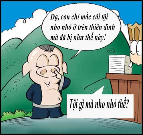 """Tân Tây Du Ký (10): Bát Giới """"chém gió"""" - 13"""