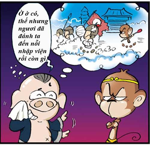 """Tân Tây Du Ký (10): Bát Giới """"chém gió"""" - 8"""