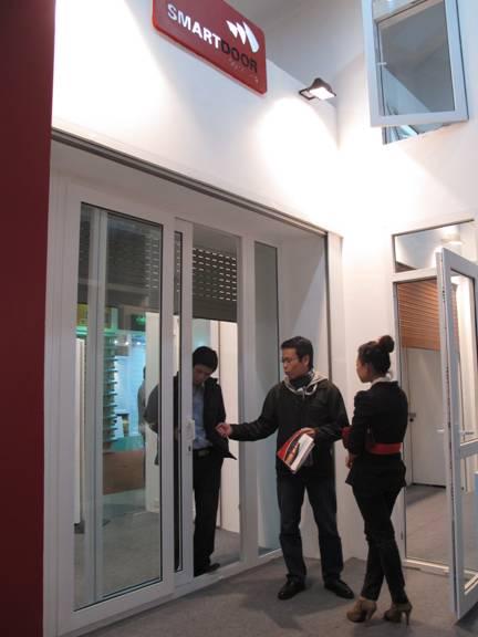 Tập đoàn Công nghiệp Thiên Phú tham gia triển lãm quốc tế Vietbuild Hà Nội 2011 - 2