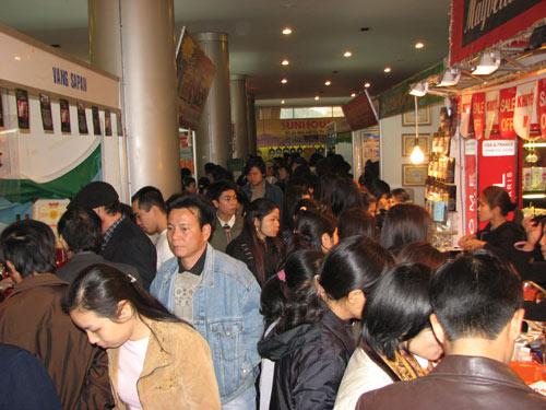 Mời tham dự Hội Chợ Khuyến Mại lần thứ XIX-2011 - 3