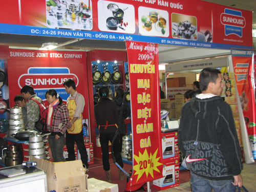 Mời tham dự Hội Chợ Khuyến Mại lần thứ XIX-2011 - 2