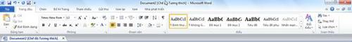 Cài đặt giao diện tiếng Việt cho Microsoft Office 2010 - 2
