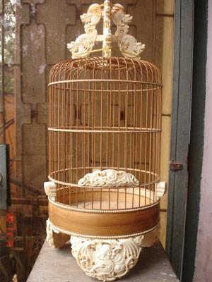Thực hư chiếc lồng chim có giá nửa tỉ đồng - 3