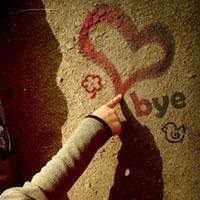 Thư tình: Tạm biệt tình yêu của tôi