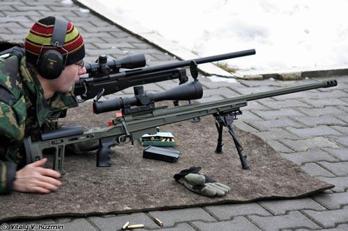 Các loại súng của đặc nhiệm Nga - 1