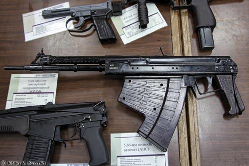 Các loại súng của đặc nhiệm Nga - 2