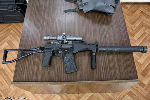 Các loại súng của đặc nhiệm Nga - 3
