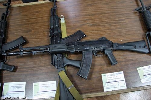 Các loại súng của đặc nhiệm Nga - 4