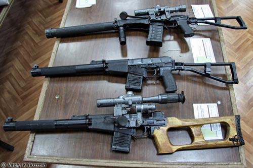 Các loại súng của đặc nhiệm Nga - 6