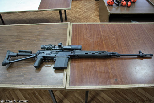 Các loại súng của đặc nhiệm Nga - 7
