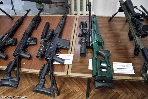 Các loại súng của đặc nhiệm Nga - 8
