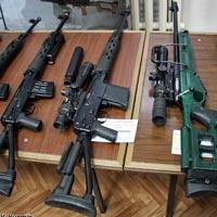 Các loại súng của đặc nhiệm Nga