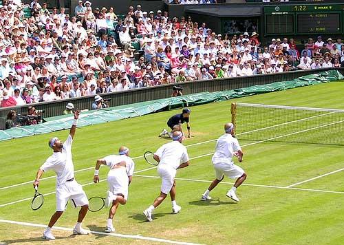 """Tennis: Serve & volley bị """"tuyệt chủng""""? - 2"""
