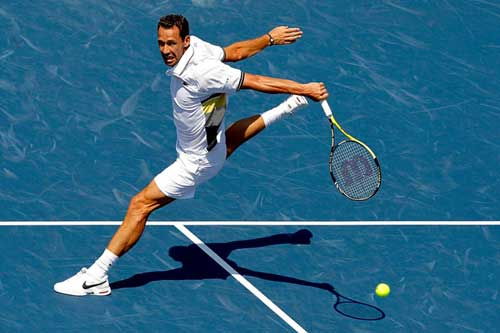 """Tennis: Serve & volley bị """"tuyệt chủng""""? - 1"""