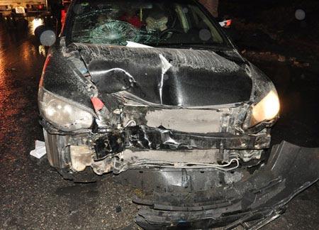 Kinh hoàng 3 vụ tai nạn trên quốc lộ 18A - 1