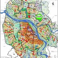 Hà Nội: Duyệt quy hoạch các phân khu đô thị