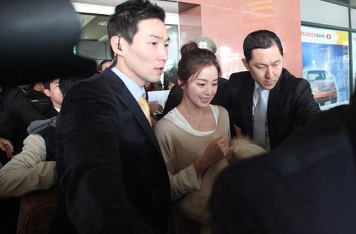Song Seung Hun, Kim Tae Hee đã ở VN - 3