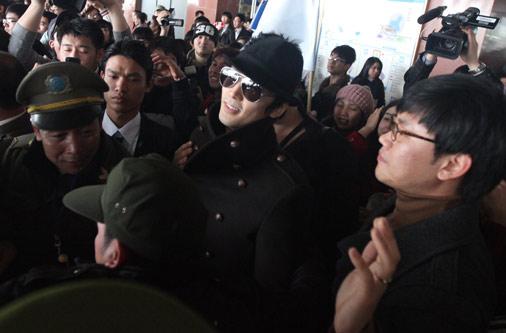 Song Seung Hun, Kim Tae Hee đã ở VN - 8