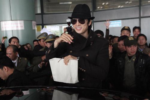 Song Seung Hun, Kim Tae Hee đã ở VN - 14