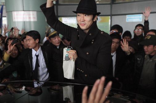 Song Seung Hun, Kim Tae Hee đã ở VN - 15