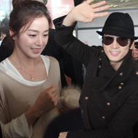 Song Seung Hun, Kim Tae Hee đã ở VN