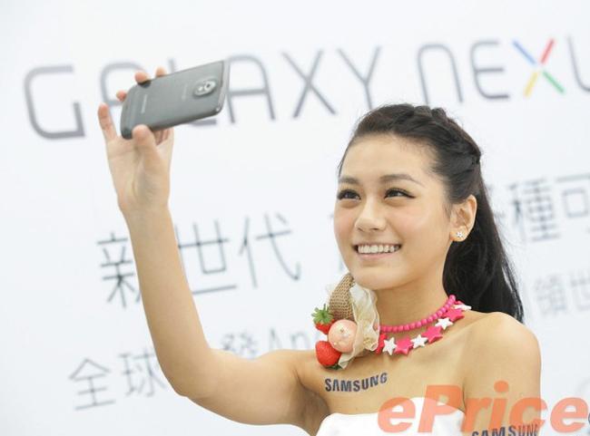 Hot girl Sam Sung lovely image