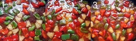 Thịt lợn sốt chua ngọt ngon tuyệt - 10
