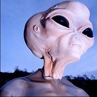Video clip hài: Người ngoài hành tinh?