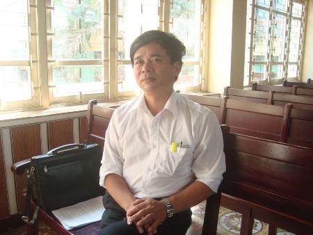 Gặp thẩm phán xét xử vụ án Lê Văn Luyện - 1