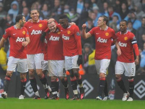 Man City - MU: Derby máu lửa - 1
