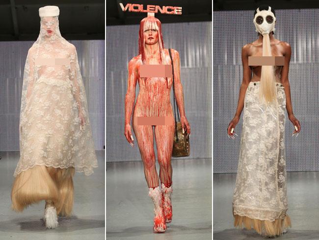 4 show thời trang gây ám ảnh nhất năm - 3