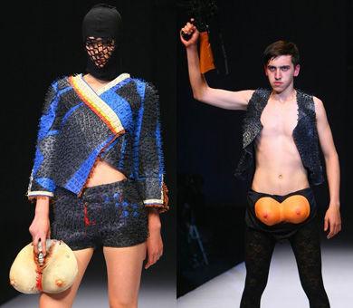 4 show thời trang gây ám ảnh nhất năm - 16