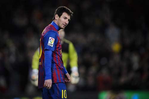 QBV FIFA 2011: Messi trên đỉnh thế giới - 3