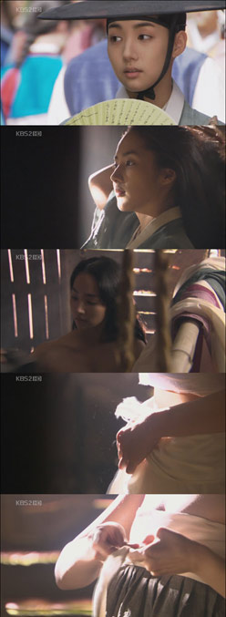 "Bồ Lee Min Ho ""hớp hồn"" khán giả Việt - 5"