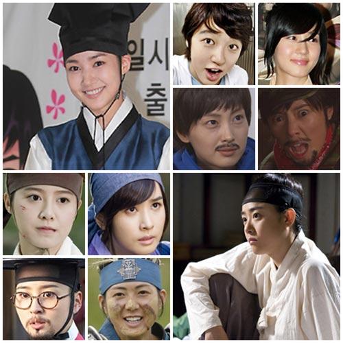 "Bồ Lee Min Ho ""hớp hồn"" khán giả Việt - 4"