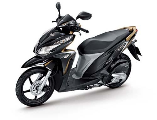 Lộ diện Honda Click 2012 sắp về Việt Nam - 1