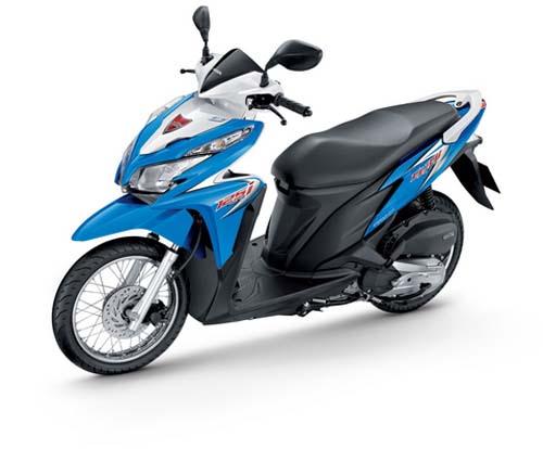 Lộ diện Honda Click 2012 sắp về Việt Nam - 3