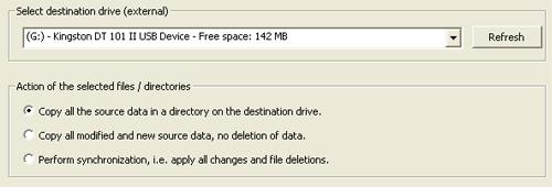 Tự động tạo bản sao và copy vào USB - 2