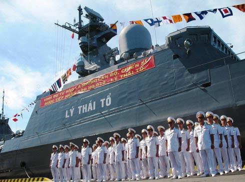 hạm Lý Thái Tổ, tàu lớp Gepard của Hải quân Việt Nam
