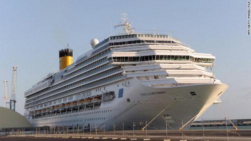 """Chùm ảnh tàu """"Titanic"""" lật nghiêng trên biển - 7"""