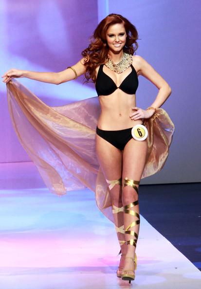 Alyssa Campanella - U.S. representative to attend Miss Universe 2011 contest ...