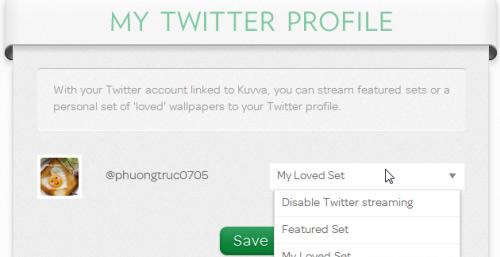 Thay đổi hình nền desktop mỗi ngày với Kuvva - 9