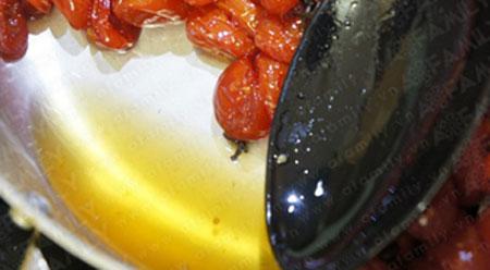 Mứt cà chua bi - làm cực dễ, ăn cực ngon - 10