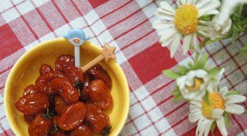 Mứt cà chua bi - làm cực dễ, ăn cực ngon - 13