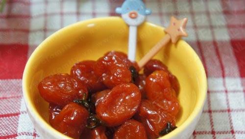 Mứt cà chua bi - làm cực dễ, ăn cực ngon - 14