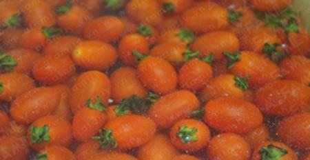 Mứt cà chua bi - làm cực dễ, ăn cực ngon - 3