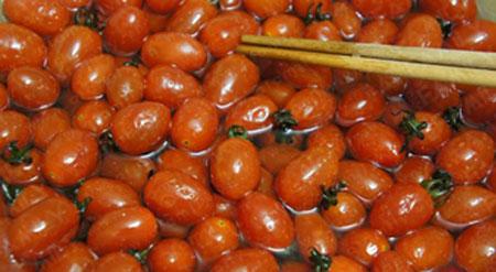 Mứt cà chua bi - làm cực dễ, ăn cực ngon - 6