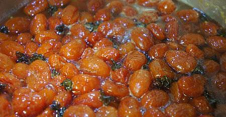 Mứt cà chua bi - làm cực dễ, ăn cực ngon - 8